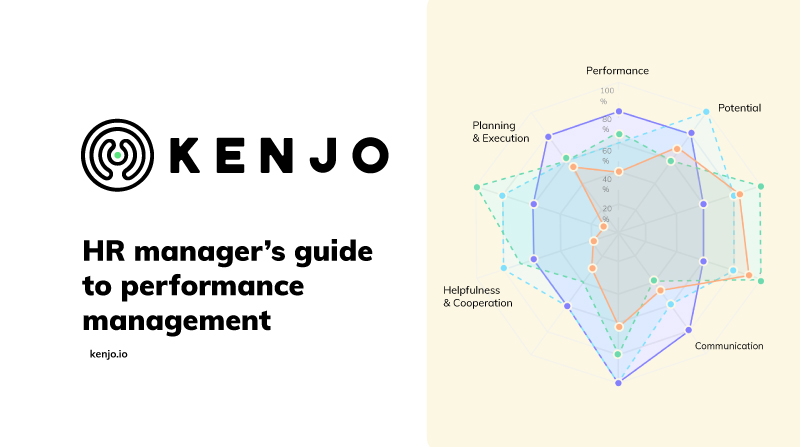 HR manager's guide to performance management